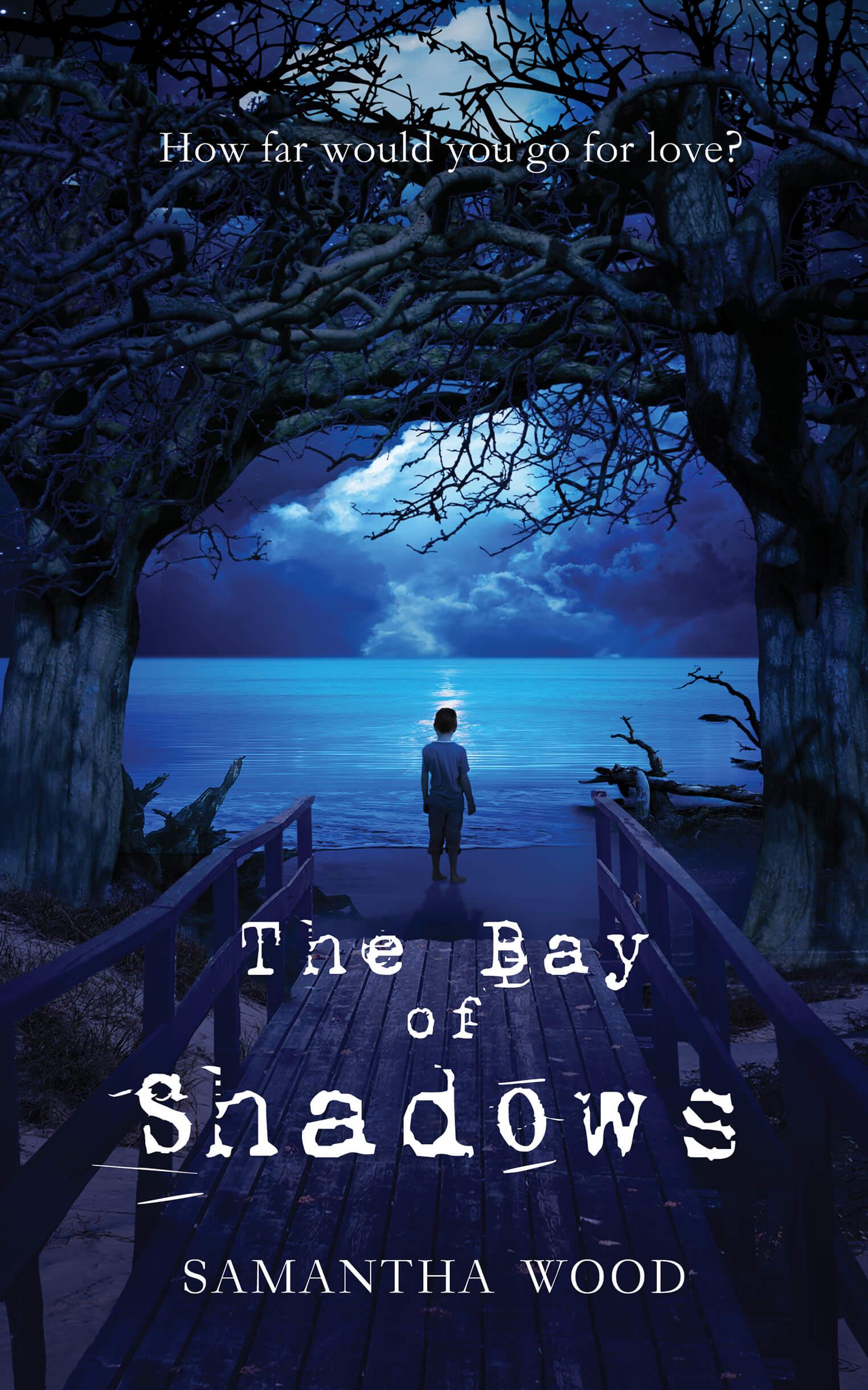 The Bay of Shadows by Samantha Wood