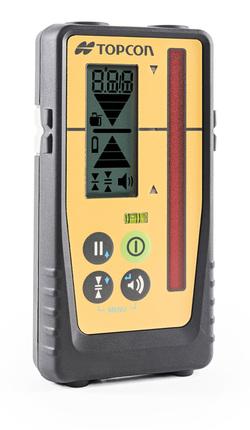 The LS-100D Topcons newest compact digital sensor