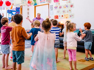 The Little Unicorn Childcare Broadmeadow. Newcastle family-run Daycare centers