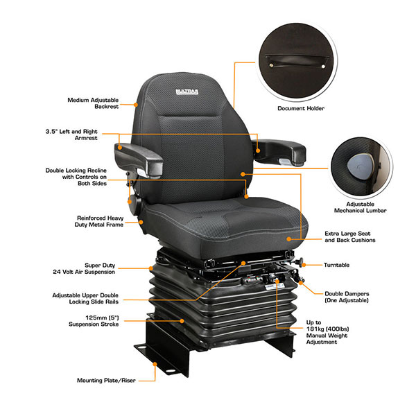 The-Seat-Shop-Mining-Seats-ULTRA-CAT-Scraper-Seat-K7955C-Spec-Biloela