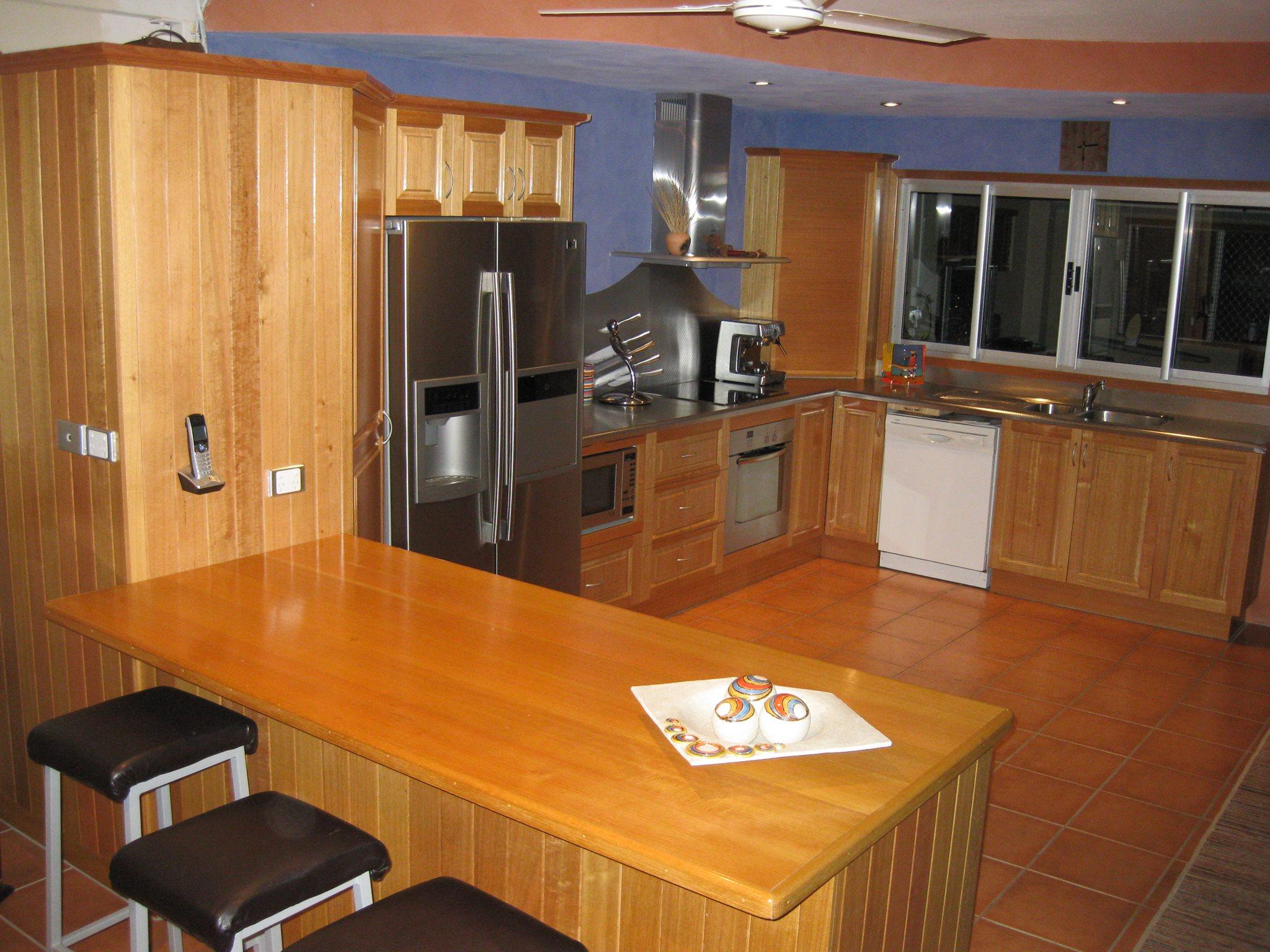 Timber Kitchen Townsville