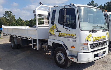 Tipper Hire Sunshine Coast