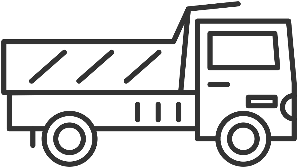 Tipper Truck Hire Icon