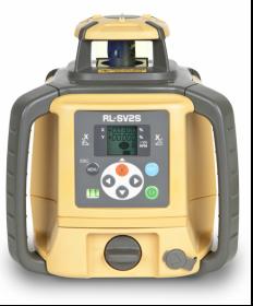 Topcon RL-SV2S: Dual Grade Laser Product