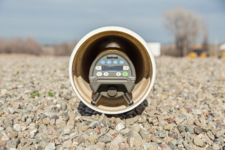 Topcon TP-L5 : New Pipe Laser  Product