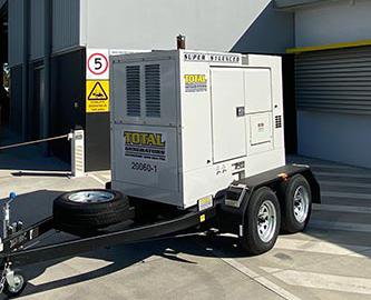 Total-Generators-60kVA-Super-Silenced-Trailer-Generator-Brisbane