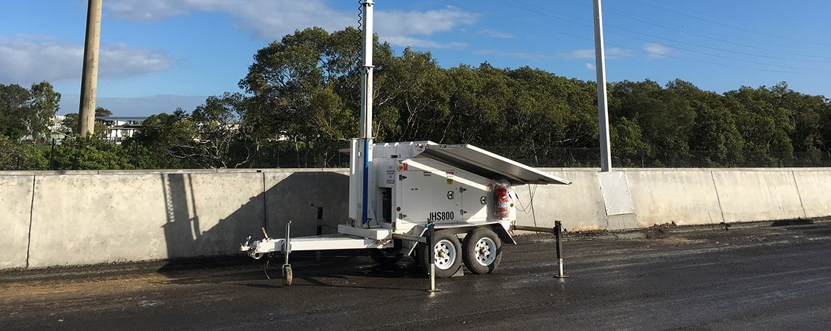 Site Light Rentals Portable Solar Lighting Hire Toowoomba
