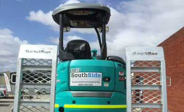 Transport Plant Hire