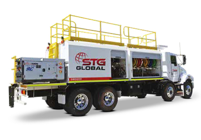 STG Global Lube & Diesel Trucks for Sale