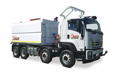 STG Global Water Trucks for Sale