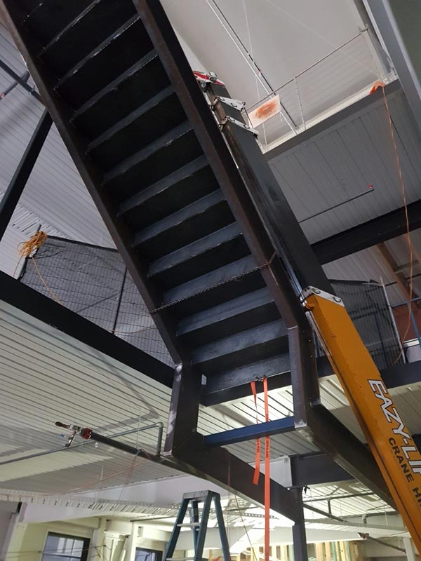Truline-Engineering-Russell-Stairs-crane-services-melbourne