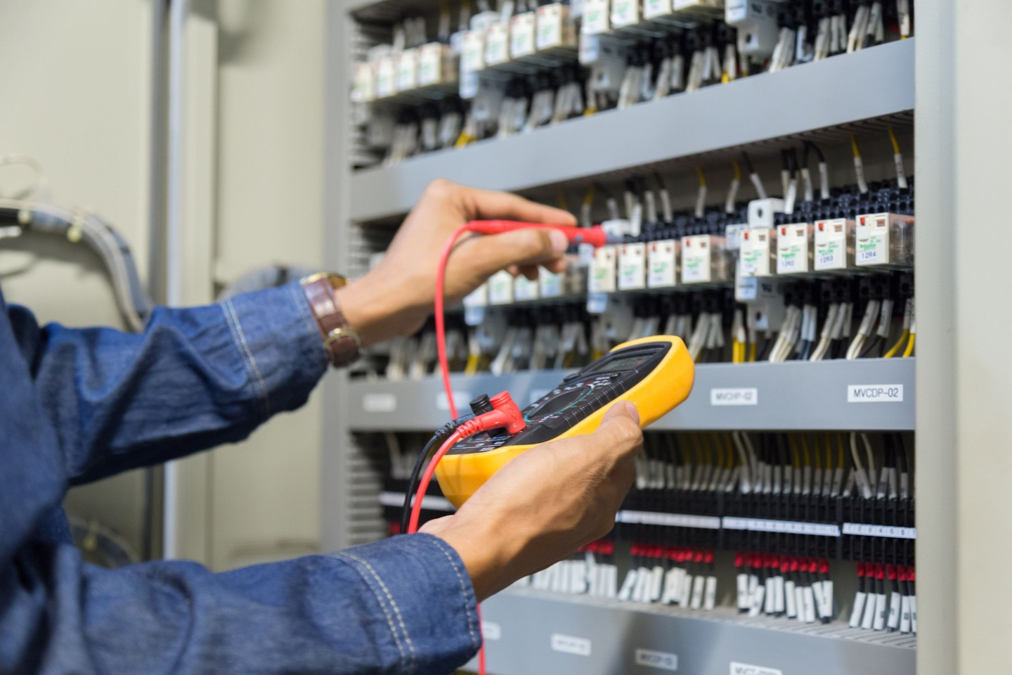 Electrical switchboard