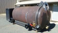 Vac Dig Vacuum Container