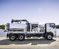 STG Global Vac Trucks for Sale