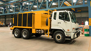 6,000L Vac Truck for Sale
