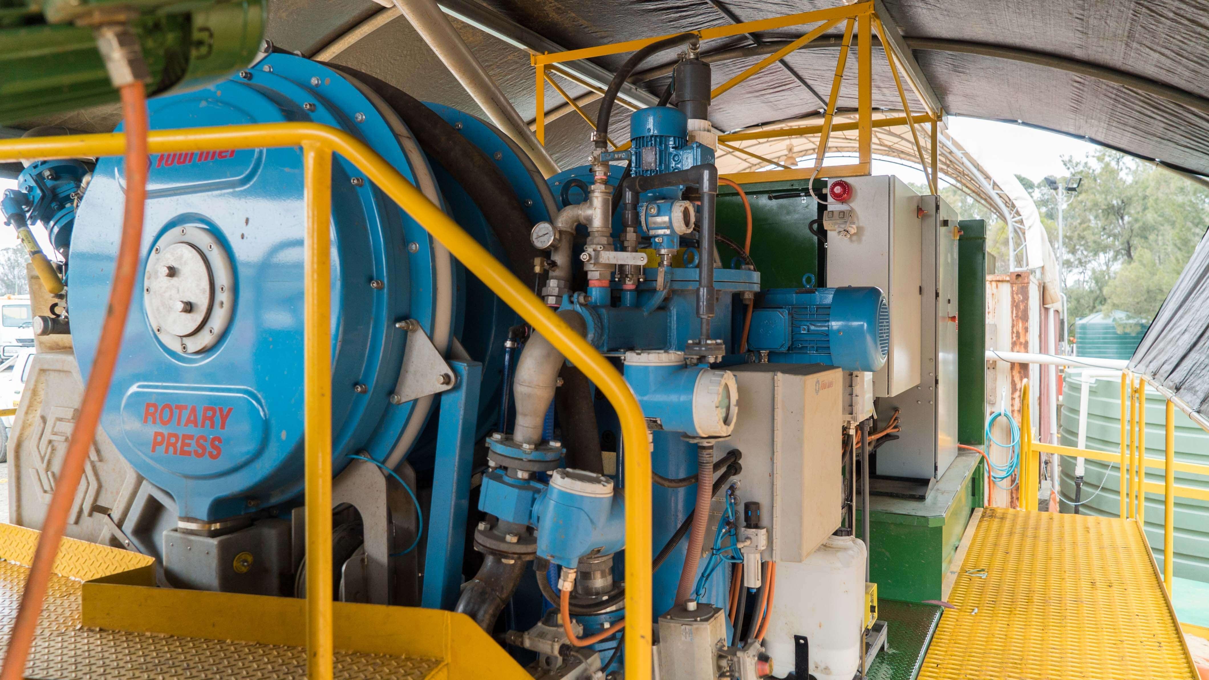 Vac Group Soil Transfer Unit 2