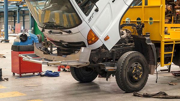 Vac-U-Digga-NZ-Vacuum-Truck-in-the-workshop