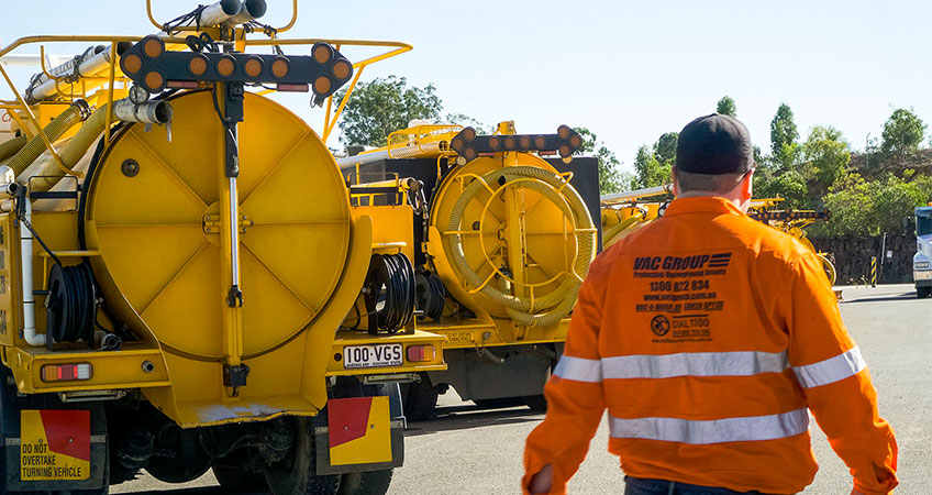 VAC Group's potholing equipment and hole digging services can help on projects across Australia