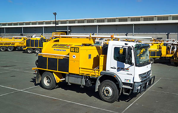 3000L vacuum excavator hire Ormeau VAC Group