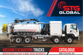 STG Global Vacuum Truck Catalogue