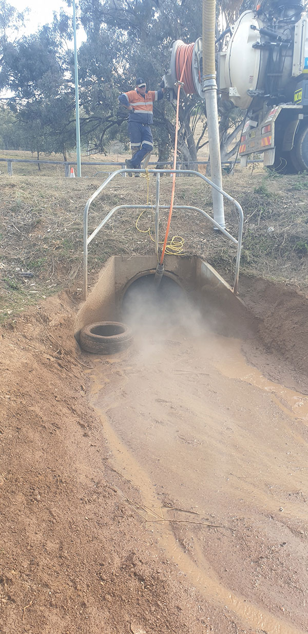 Vacsafe-Storm-Drain-During-cleanout-Water-sewer-and-drain-cleaning-mudgee
