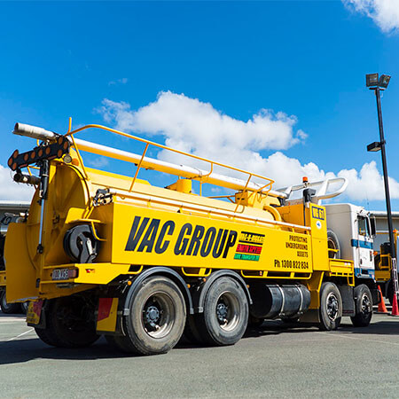 Vacuum Excavation Trucks for hire 1