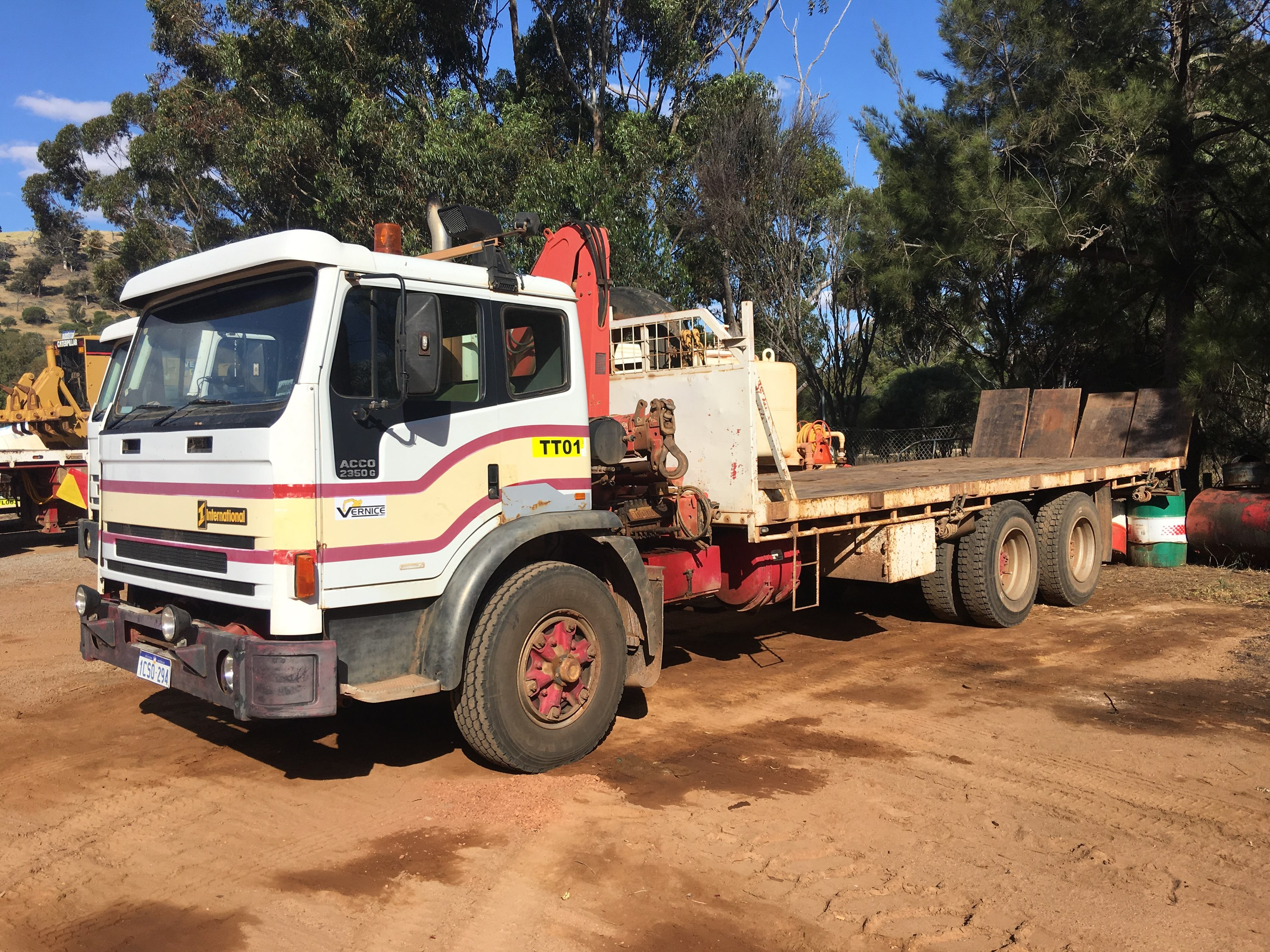 Vernice Civil Excavation and Earthmoving Services