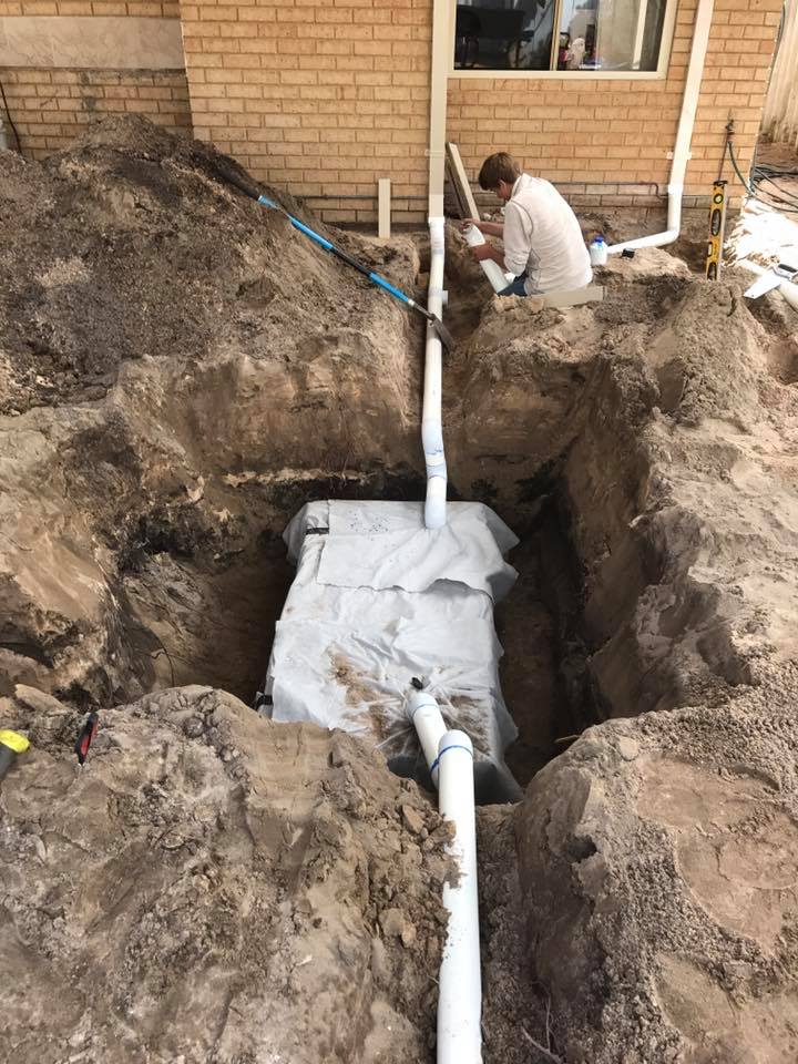WA Mini Excavations - Detailed Excavation and Narrow Access Earthmoving For Pipe Installation - Perth