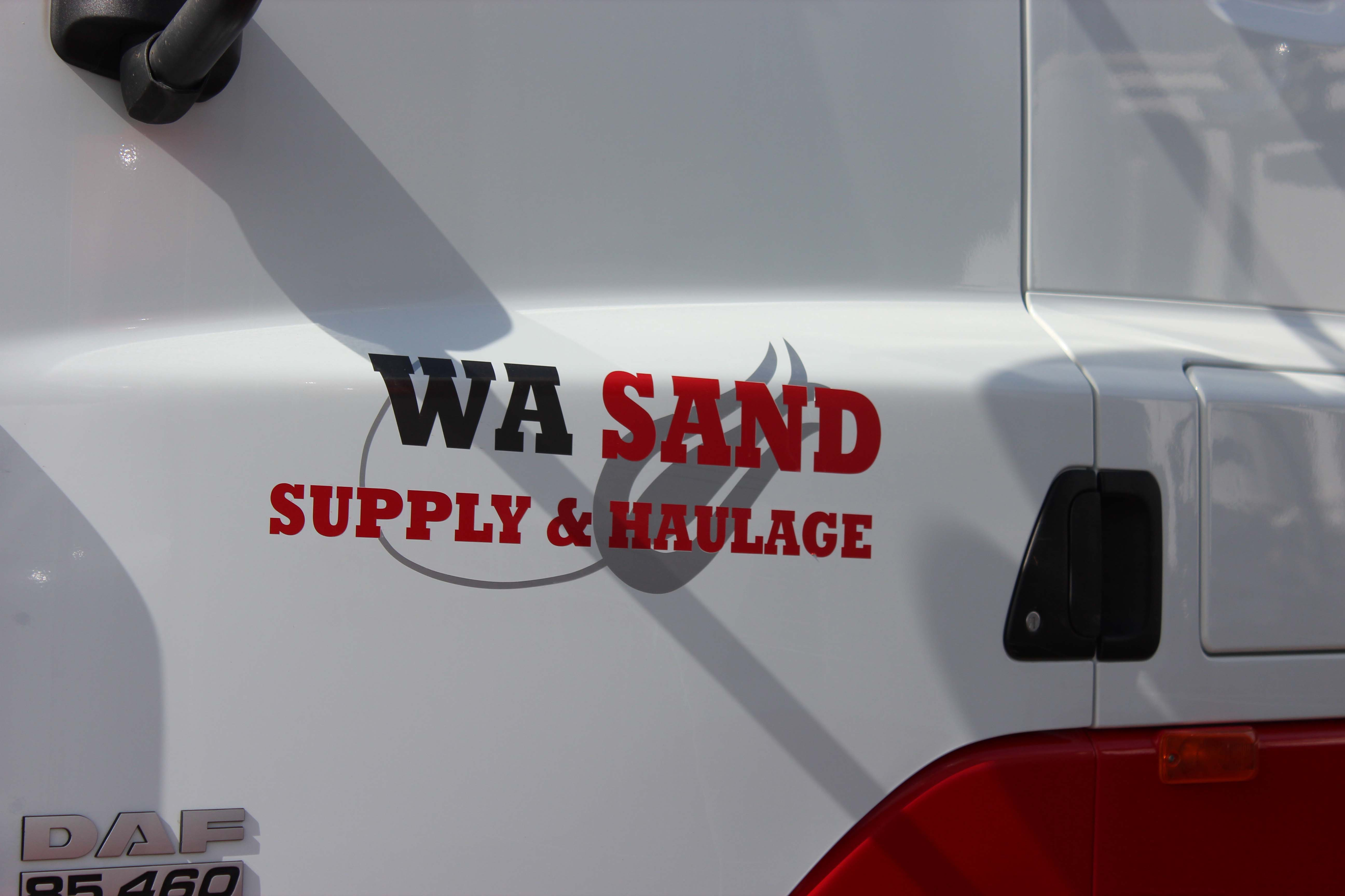 WA Sand Supply and Haulage