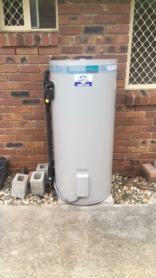 WJS hot water system