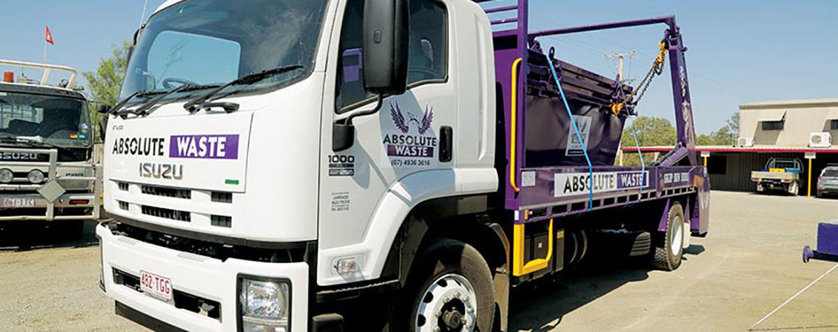 Waste collection services Rockhampton