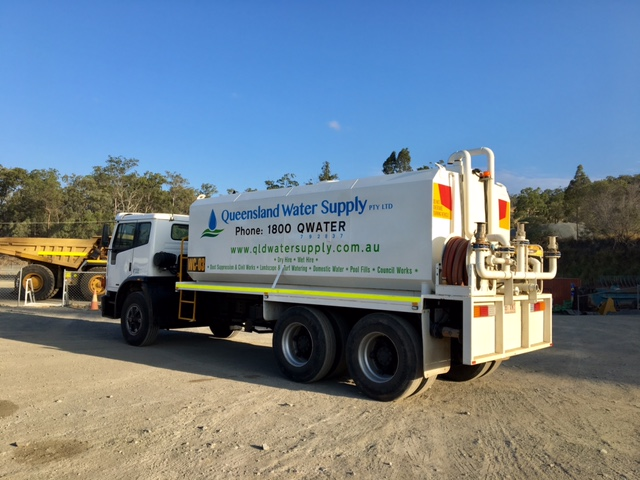 Queensland Water Supply - Water Cart for Hire in Queensland8