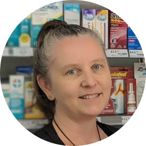 Pharmacist Naturopath Wendy Waterfall Gully