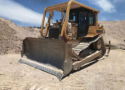 Weber-Excavations-caterpiller-d6h-dozer-hire-fleet-kerry