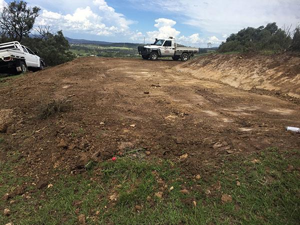 Weber-Excavations-roadworks-ute-roadworks-kerry
