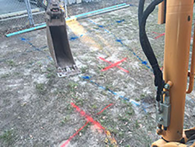 Weber-Excavations-trenching-marking-excavation-kerry