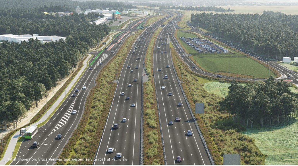 Work commences on $481M Bruce Highway upgrades
