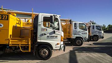 3000L Vacuum Excavator for hire Ormeau VAC Group
