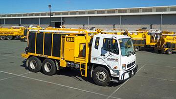 Vacuum Excavators for hire VAC Group Yatala