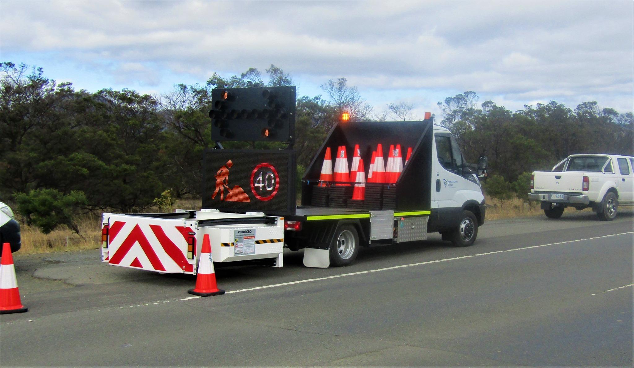 Spectran Group Temporary Traffic Management Hobart