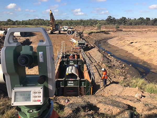 AHA Boring Horizontal Drilling and Boring surveying