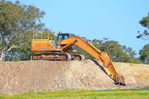 20t Excavator
