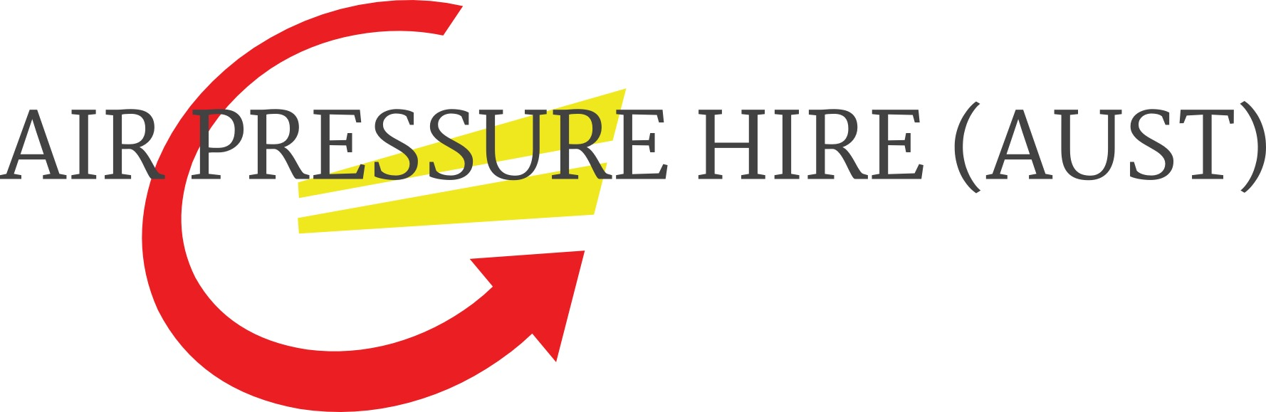 Air Pressure Hire Logo