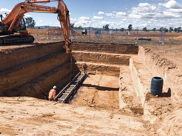 All Energy Contracting Excavator Hire Services in Sumner, Queensland, Australia