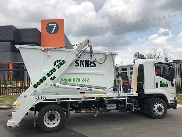 All Skips skip bin hire Greater Western Sydney Penrith