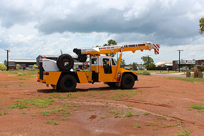 20T Pick and Carry Crane