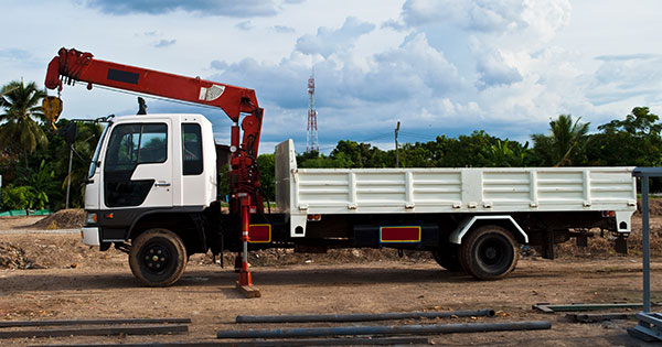 A.M. Cranes and Rigging 50 tonne truck mounted crane hire Katherine
