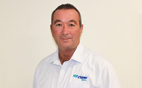 Anthony Betts - H2flow Hire General Manager