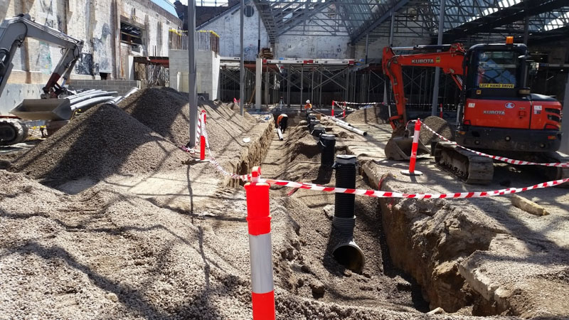 Excavation and Earthmoving