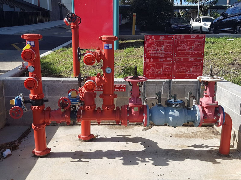 Plumbing and Utility Installations